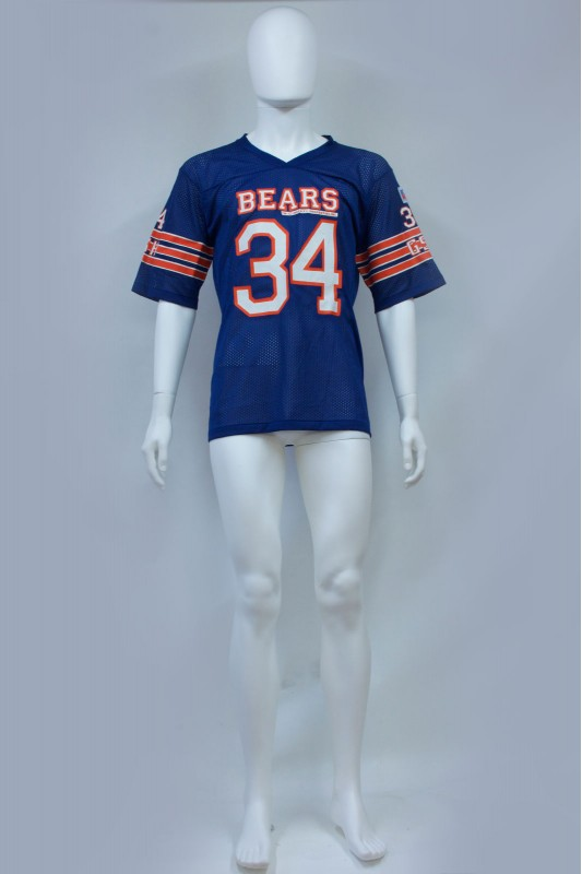 80s Chicago Bears American Football Jersey