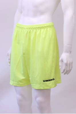 Vintage 90s Umbro Neon Football Shorts