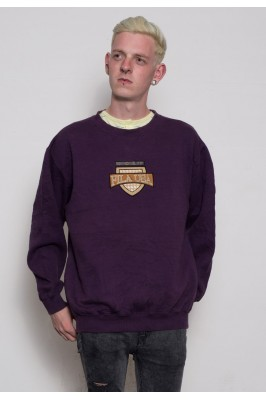 90s Fila USA Golf Purple Sweatshirt
