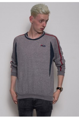 90s Fila Grey Sweatshirt